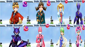 You'll get instant access to all training and have the luxury of moving through the course at your. Phantasy Star 0 All Character Editor Hair Color Clothes Color Skin Head Type And Voices Ds Game Youtube