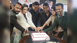 The wedding cake cutting ceremony is often used to represent a couple's first act together as a married couple. Bangladeshi Cake Cutting Know Your Meme