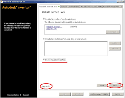 inventor 2010 service pack