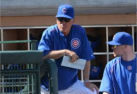 Positive Thinking Is A Winning Formula For Cubs Manager Joe