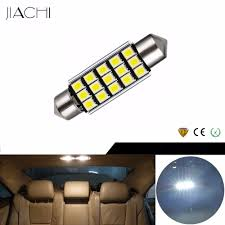 12 Volt Led Interior Lights Jiachi 10 X Hot Products For Car Interior Light Bulbs 12