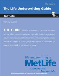 The Life Underwriting Guide Pilot Insurance Center