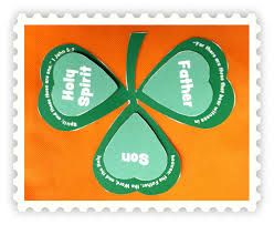 Small Picture Coloring Pages Saint Patrick Shamrock Mulhouse Holy Trinity And