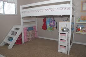 Building A Loft Bed Diy Twin Loft Bedfor Under 100