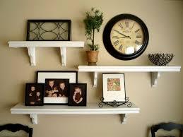 shelves wall shelves living room