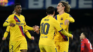 Head to head statistics and prediction, goals, past matches, actual form for champions league. Napoli Vs Barcelona Griezmann Rescues Barcelona In Naples Champions League