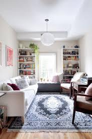 Small Narrow Living Room Decor