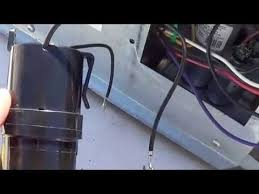 install hard start capacitor into rv air conditioner install hard start capacitor into rv air conditioner
