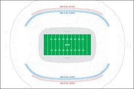 Lambeau Field Seating Map Mainstreetband Info