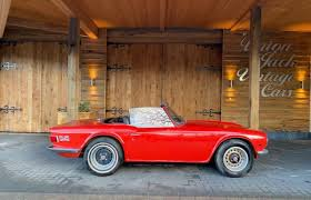 1969 triumph tr6 is listed sold on