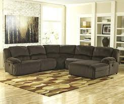 ashley leather sectional furniture fabric reclining genuine large sofas recliner bonded sectio