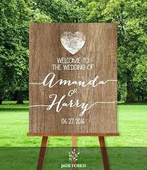 personalized rustic wood signs rustic wedding welcome sign welcome to our wedding rustic wood sign white