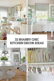 decorating ideas kitchen. Unique Kitchen 32 Shabby Chic Kitchen Decor Ideas Cover Throughout Decorating Ideas Kitchen