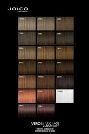 Joico Verocolor Color Chart Joico Vero K Pak Color Age Defy Permanent Hair Color