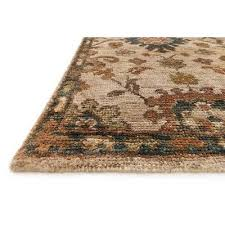 loloi empress 8 6 x 11 6 hand knotted jute rug in