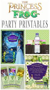 princess and the frog birthday party printables omg gift emporium the princess and the frog birthday party printables invitations gift tags cupcake wrappers