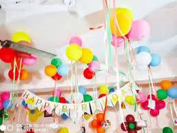 simple birthday decoration ideas at