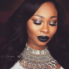bn beauty learn the art of the black lip 5 tips to help you