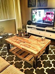 diy pallet coffee table square reclaimed recycled wood pallet coffee table by diy pallet coffee table