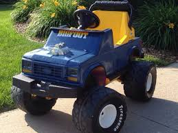 Bigfoot custom monster truck power wheels $175 for Sale in Macomb ...