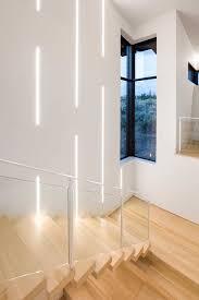 Stairway lighting Pendant Truline 5a By Pureedge Lighting Lightology Installation Gallery Stairway Lighting