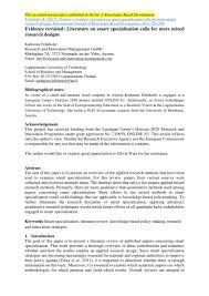 005 Research Paper Literature Review Format Sample Papers 393261