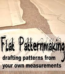 Draft Paper Online New Online Course Flat Patternmaking How To Draft Sewing Patterns
