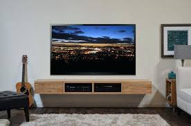 Spacious Living Room Guide: Beautiful Wall Mounted Media Cabinet  Buildsomething Com from Wall Mounted Media