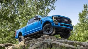 2020 Ford Super Duty Tremor Revealed With Pictures Specs