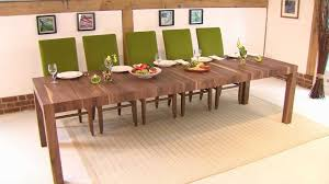 Expanding Tables Rectangular Extending Table Youtube