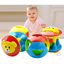 2017 baby infant kids ball toddlers fun multicolor activity educational toys best early educational toys