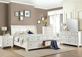 Cottage White Bedroom Furniture Details About 5 Pieces Country ...