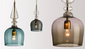 hand blown lighting. COM - Handblown Glass Lighting By Rothschild Bickers 06 Hand Blown