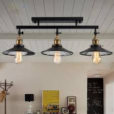 vintage ceiling lighting. American Countryside Antique Celing Lamp Vintage Ceiling Light Loft Industrial Home Lighting With Edison Bulbs For T