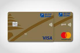Blom Gold Cards Blom Bank Retail