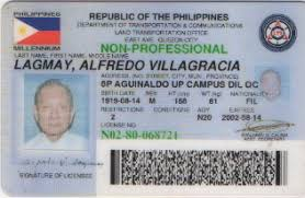 California Identification Alfredo Facebook - Lagmay Card V Up