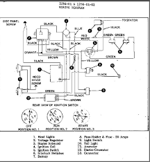 bobcat 741 wiring diagram where s the red wire go mytractorforum com the friendliest or image 643 bobcat wiring diagram