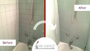 home depot grout sealer shower grout sealer shower grout cleaning and sealing brings this condos bathroom