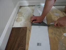 how to installing vinyl plank flooring for home flooring ideas
