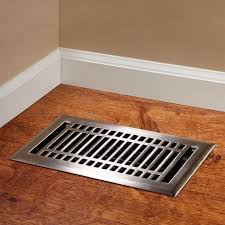 contemporary steel floor register hardware in creative floor vent registers your home design