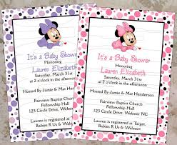 Baby Shower Invitation Backgrounds Free Cool Baby Shower Invitations Surprising Baby Mickey Mouse Baby Shower