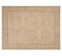 olson printed rug warm multi