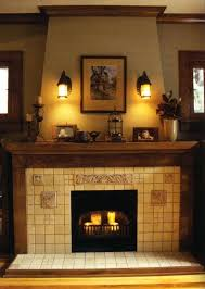 best craftsman fireplace mantels ideas on mantel decorations tile mantles