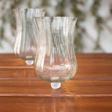 candle holder hurricane replacement gl for