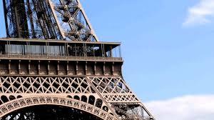 Eiffel Tower Restaurant Paris France