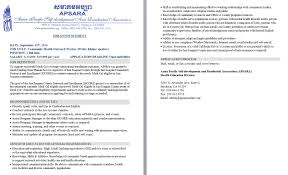 Email A Resume And Cover Letter Internship Sample How To As