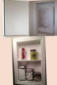 Rustic Medicine Cabinet With Mirror 25 Best Ideas About Medicine Cabinet Redo On Pinterest Medicine