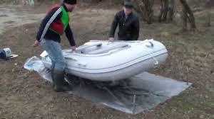 Сборка <b>Лодки</b> HDX Oxygen 330 + Ветерок 8М - YouTube