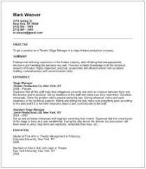 resume write up 2 write up a resume