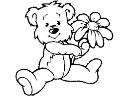 Spring Flower Coloring Pages Printable Flowers For Adults ...